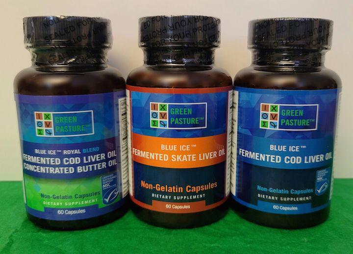 Combinatie Green Pasture - 60 capsules