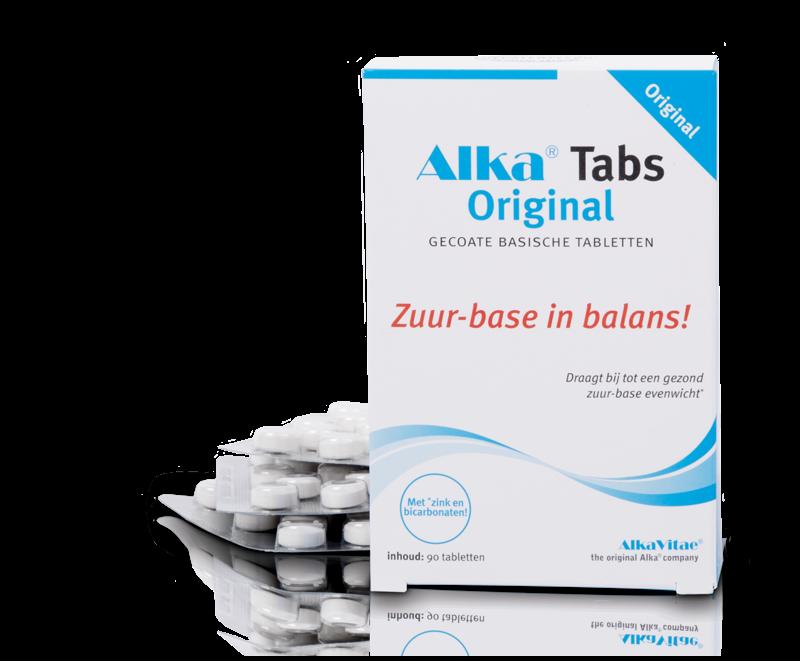 AlkaVitae Alka Tabs Original 90 tabletten