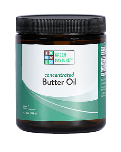 X-Factor Concentrated Butter Oil - Unflavored 188ml