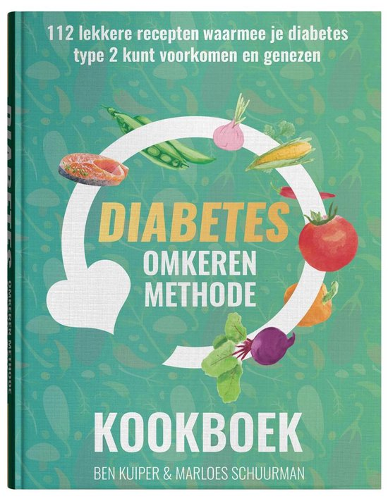 Diabetes omkeren methode boek