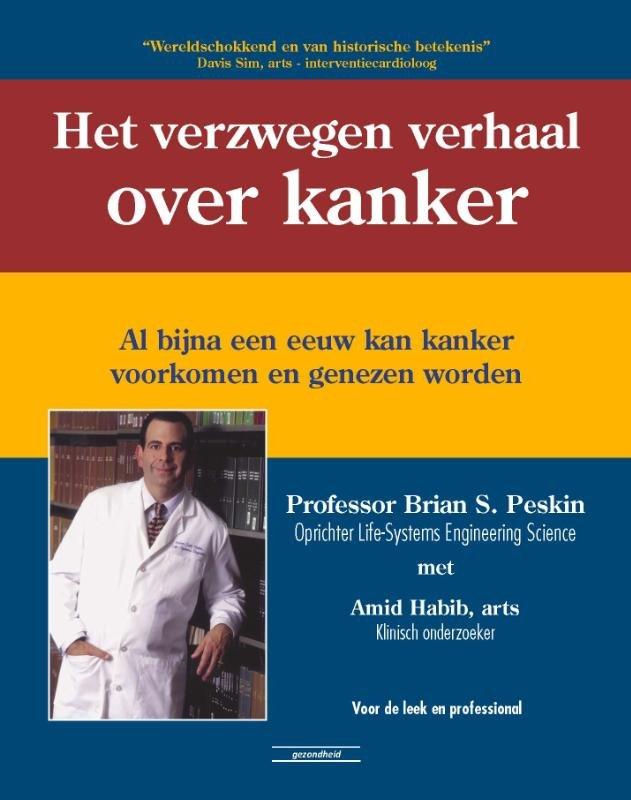Het verzwegen verhaal over kanker boek