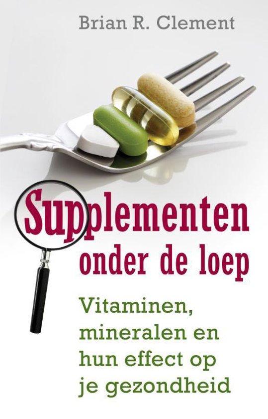 Supplementen onder de loep boek