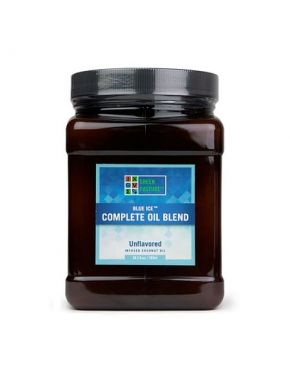 Blue Ice Complete Oil Blend - Unflavored