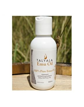 Emu Oil - Pure olie 100 ml