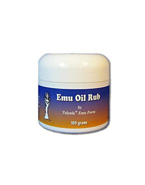 Emu Oil – Rub