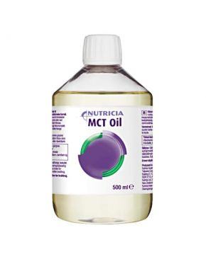 MCT Olie 500ml