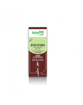 Rode Bosbes BIO - 15 ml