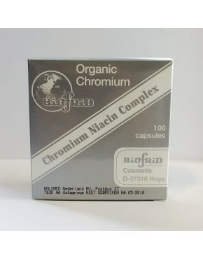 Chroom Niacine Complex (GTF)