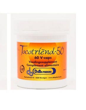 Tocotriënol-50, 60 caps