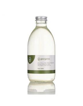Organic Oil Pulling Mondspoeling - Tea Tree